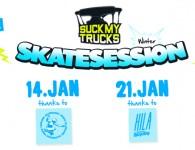 SMT Winter Skatesession Dates