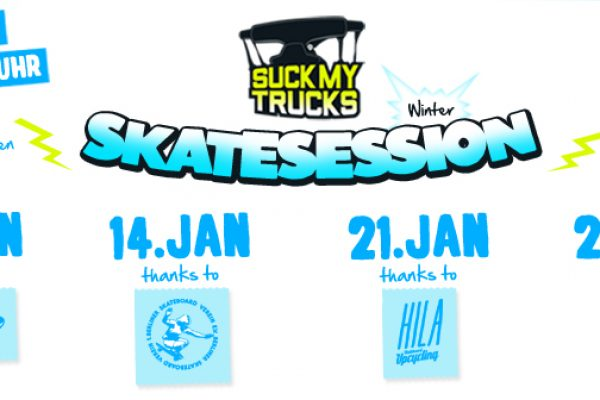 SMT Winter Skatesession Dates